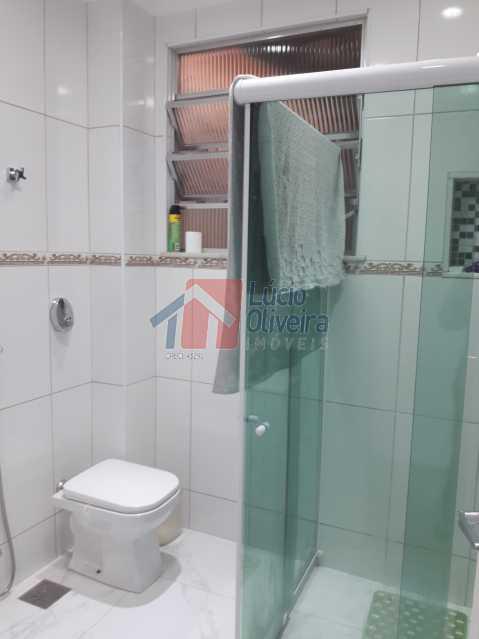 10-Banheiro blindex - Apartamento À Venda - Vila da Penha - Rio de Janeiro - RJ - VPAP30246 - 11