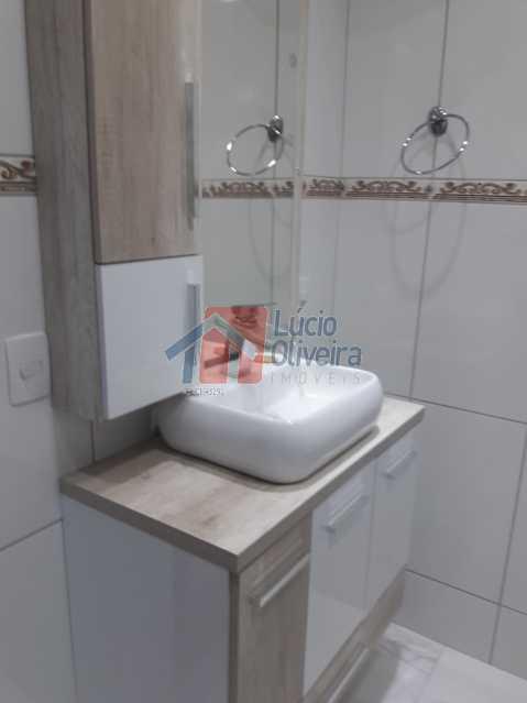11-Banheiro - Apartamento À Venda - Vila da Penha - Rio de Janeiro - RJ - VPAP30246 - 12