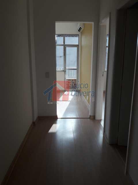 14-Circulação sala - Apartamento À Venda - Vila da Penha - Rio de Janeiro - RJ - VPAP30246 - 15