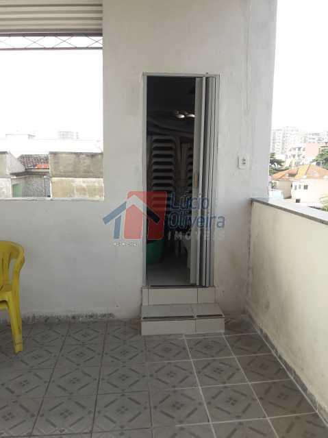 15-Terraço banheiro - Apartamento À Venda - Vila da Penha - Rio de Janeiro - RJ - VPAP30246 - 16