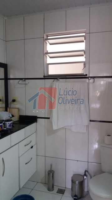 11-Banheiro social. - Ótima Casa de Vila 2 quartos. - VPCV20042 - 12