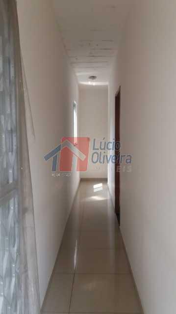 13-Circulação. - Ótima Casa de Vila 2 quartos. - VPCV20042 - 14