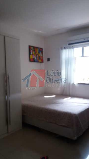 15-Quarto Casal. - Ótima Casa de Vila 2 quartos. - VPCV20042 - 16