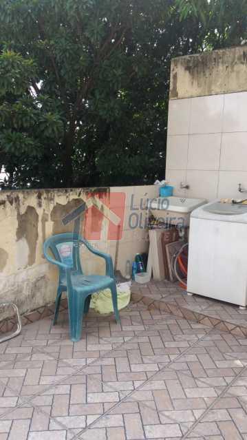 21-Terraço. - Ótima Casa de Vila 2 quartos. - VPCV20042 - 22
