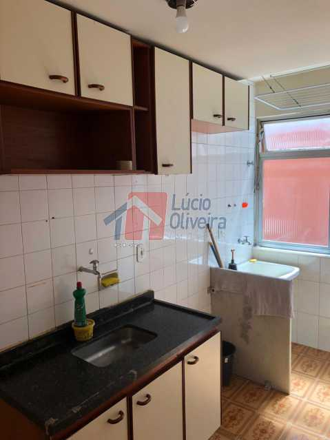 6 cozinha. - Apartamento 1 quarto. Aceita Financiamento. - VPAP10116 - 6