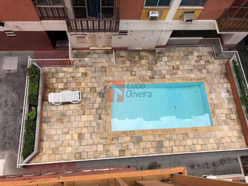 12 piscina. - Apartamento 1 quarto. Aceita Financiamento. - VPAP10116 - 11