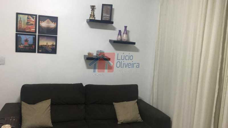 1-Sala a - Lindo Apartamento 2 quartos. Aceita Financiamento. - VPAP21054 - 3