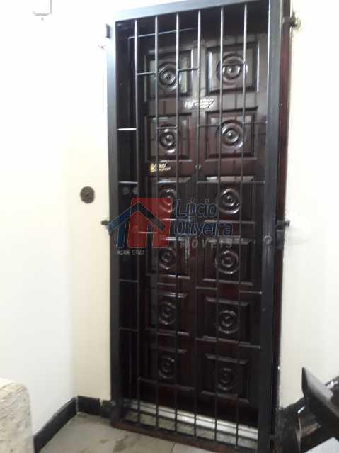 11-Entrada Principal - Lindo Apartamento 2 quartos. Aceita Financiamento. - VPAP21054 - 12