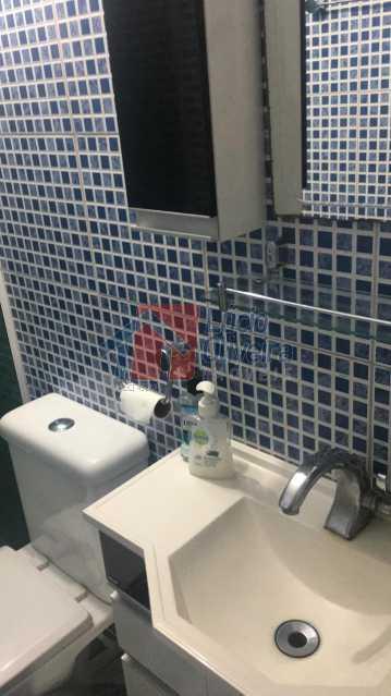 12-Banheiro armarios - Lindo Apartamento 2 quartos. Aceita Financiamento. - VPAP21054 - 13