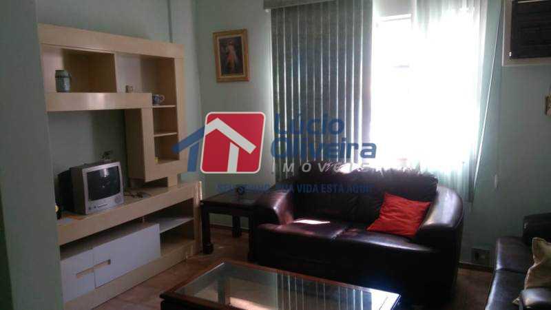 6-Sala 2 ambiente - Apartamento 2 qtos. Aceita Financiamento. - VPAP21056 - 7
