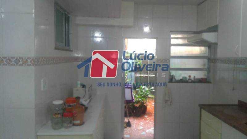 18-Cozinha e area - Apartamento 2 qtos. Aceita Financiamento. - VPAP21056 - 19