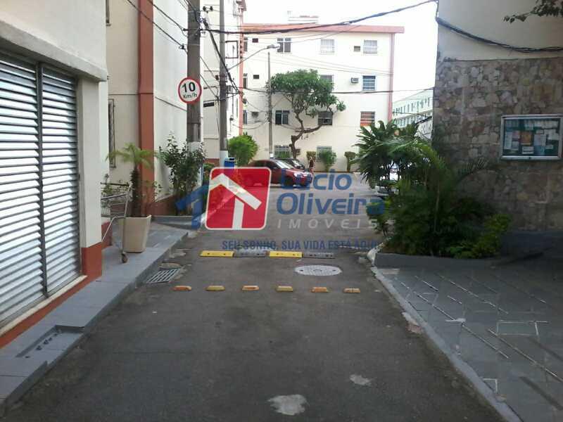 26-Condominio interno - Apartamento 2 qtos. Aceita Financiamento. - VPAP21056 - 27