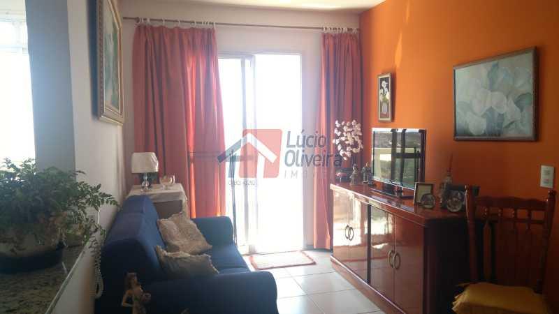 2 sala - Ótimo Apartamento 2 quartos. Aceita Financiamento. - VPAP21057 - 1