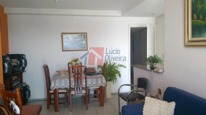 3 sala - Ótimo Apartamento 2 quartos. Aceita Financiamento. - VPAP21057 - 3