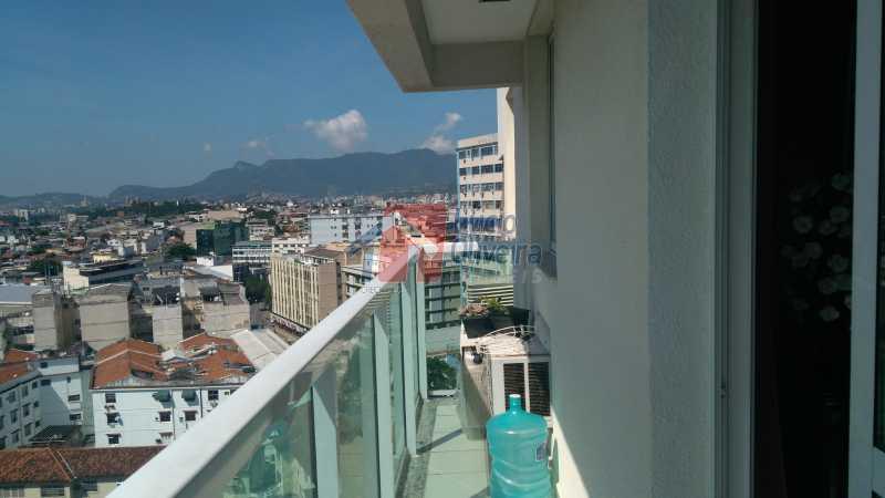 4 varanda - Ótimo Apartamento 2 quartos. Aceita Financiamento. - VPAP21057 - 4