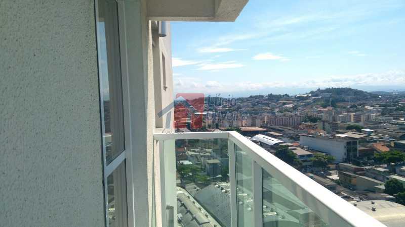 5 varanda - Ótimo Apartamento 2 quartos. Aceita Financiamento. - VPAP21057 - 5