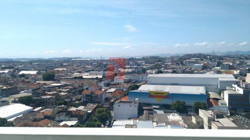 7 vista da varanda - Ótimo Apartamento 2 quartos. Aceita Financiamento. - VPAP21057 - 7