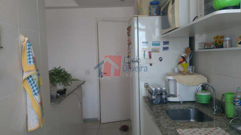 8 cozinha - Ótimo Apartamento 2 quartos. Aceita Financiamento. - VPAP21057 - 8