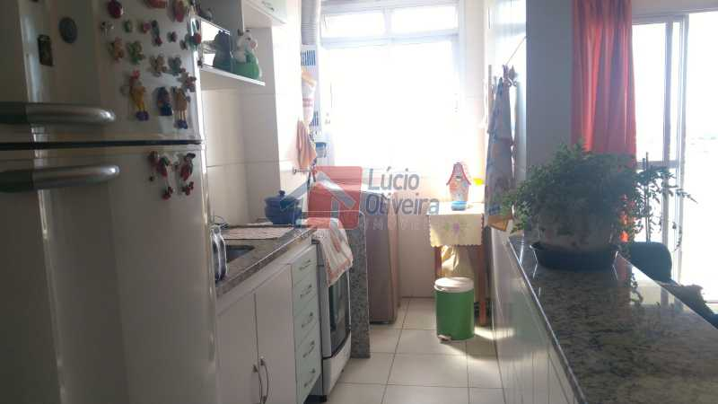 9 cozinha - Ótimo Apartamento 2 quartos. Aceita Financiamento. - VPAP21057 - 9