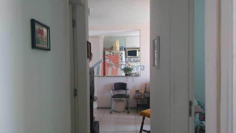 10corredor - Ótimo Apartamento 2 quartos. Aceita Financiamento. - VPAP21057 - 10