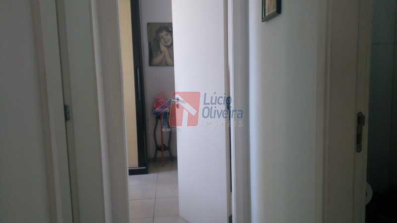 11 corredor - Ótimo Apartamento 2 quartos. Aceita Financiamento. - VPAP21057 - 11