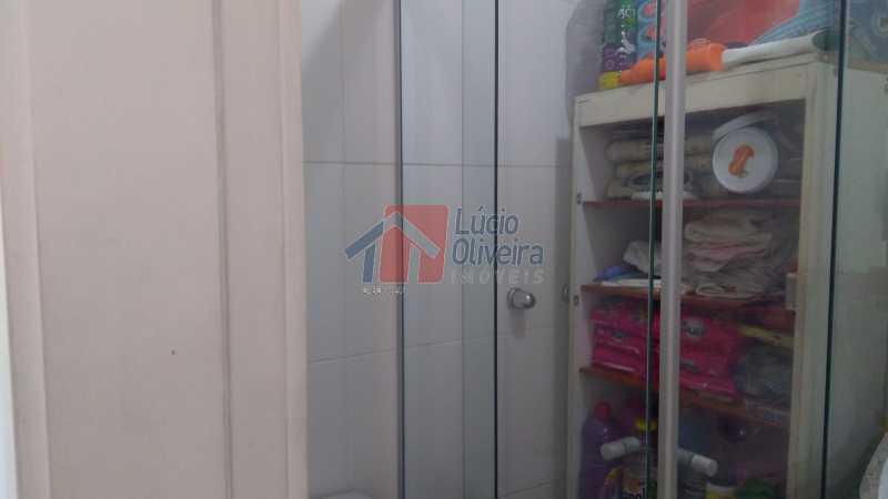 12 banheiro social - Ótimo Apartamento 2 quartos. Aceita Financiamento. - VPAP21057 - 12