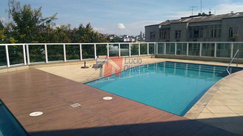 18 piscina - Ótimo Apartamento 2 quartos. Aceita Financiamento. - VPAP21057 - 18