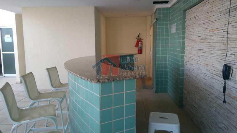 24 recepção play - Ótimo Apartamento 2 quartos. Aceita Financiamento. - VPAP21057 - 25