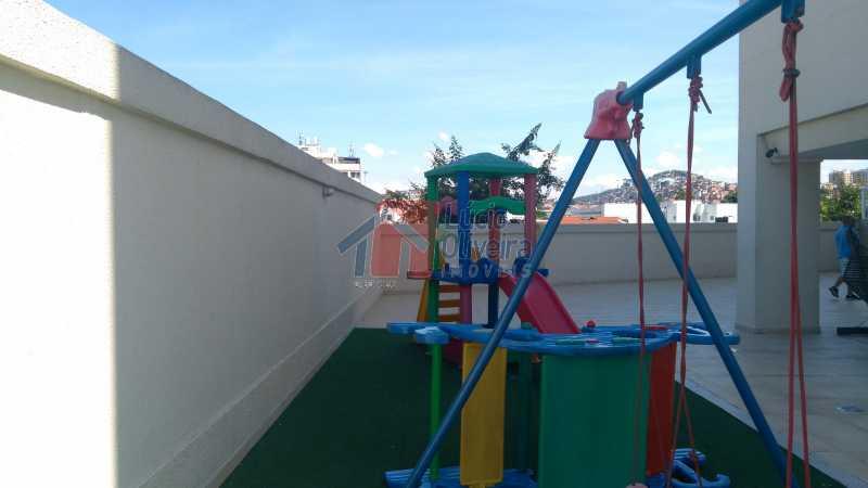 25 playgraud - Ótimo Apartamento 2 quartos. Aceita Financiamento. - VPAP21057 - 26