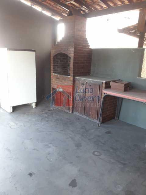 3-Churrasqueira - Apartamento tipo Casa 3 qtos. Aceita Financiamento. - VPAP30247 - 4