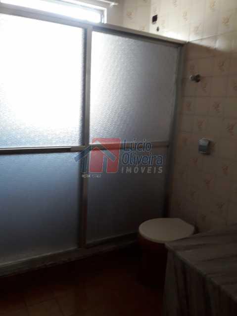 13Banheiro box - Apartamento tipo Casa 3 qtos. Aceita Financiamento. - VPAP30247 - 14