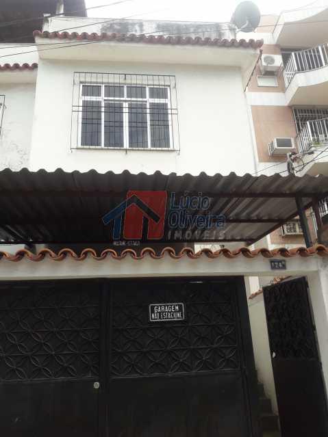17-Frente - Apartamento tipo Casa 3 qtos. Aceita Financiamento. - VPAP30247 - 18