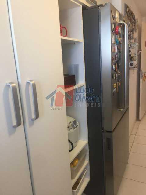 16-Cozinha. - Ótimo Apartamento 3 quartos(sendo 1 suíte) Aceita Financiamento. - VPAP30248 - 17