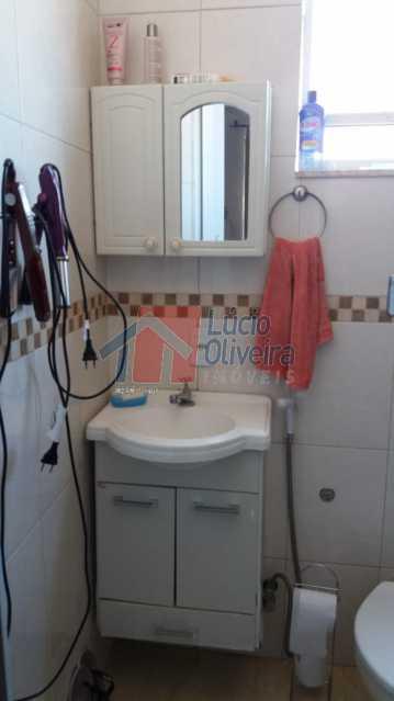 14-Banheiro. - Apartamento 2 qtos. - VPAP21058 - 14