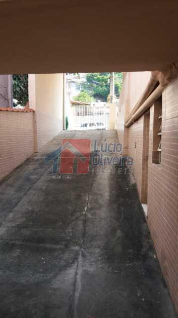 21-Entrada Garagem. - Apartamento 2 qtos. - VPAP21058 - 21