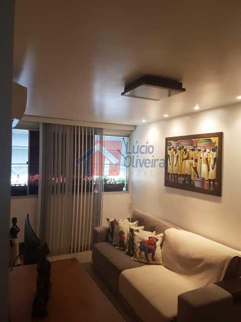 1 sala. - Apartamento Padrão, 2 quartos. - VPAP21062 - 1