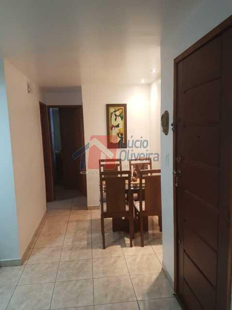 2 sala corredor. - Apartamento Padrão, 2 quartos. - VPAP21062 - 3