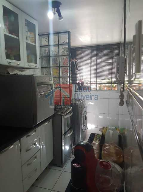 4 cozinha. - Apartamento Padrão, 2 quartos. - VPAP21062 - 5