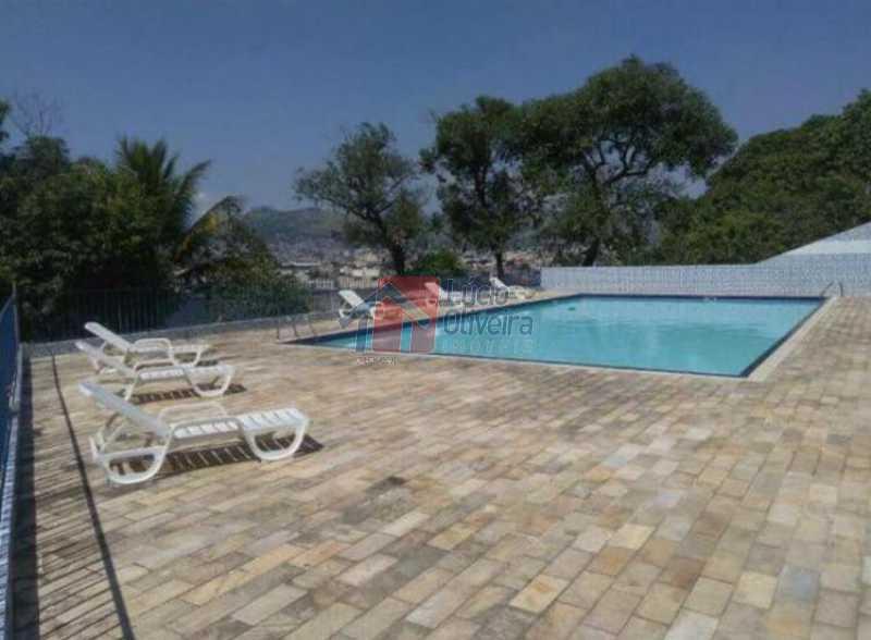 9 piscina. - Apartamento Padrão, 2 quartos. - VPAP21062 - 10
