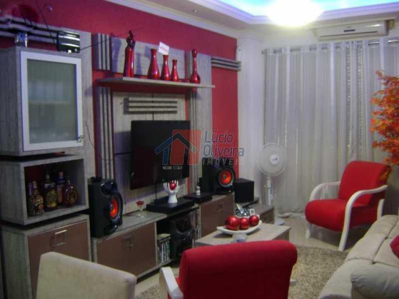 2-Sala - Magnífico Apartamento 2 quartos. Ac. Financiamento. - VPAP21063 - 4