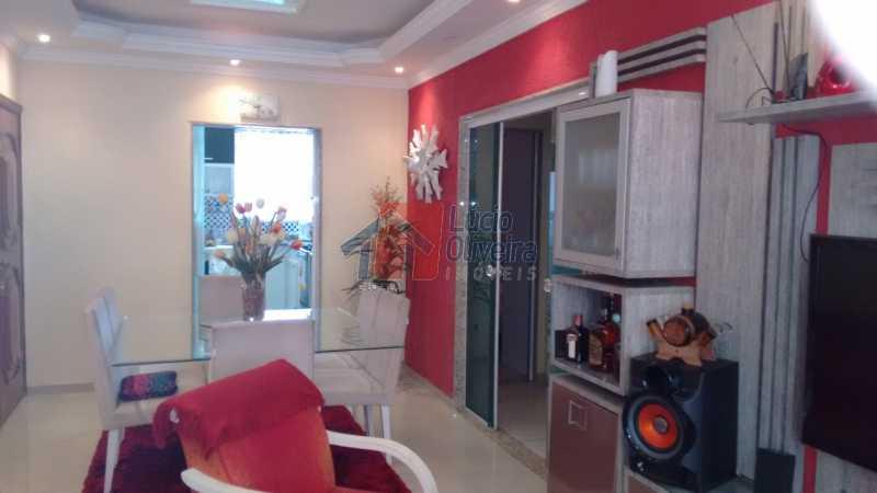 4-Sala - Magnífico Apartamento 2 quartos. Ac. Financiamento. - VPAP21063 - 3