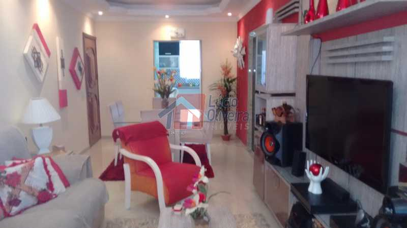 5-Sala - Magnífico Apartamento 2 quartos. Ac. Financiamento. - VPAP21063 - 5