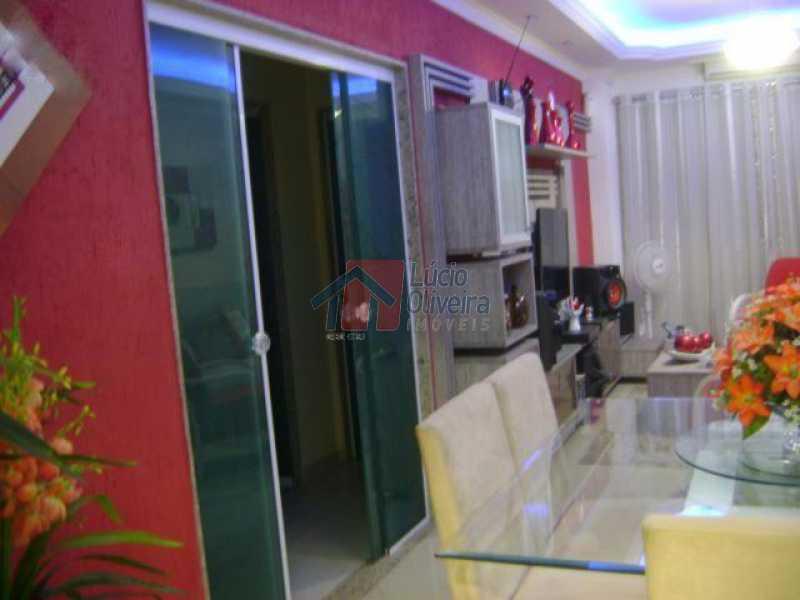 6-Sala - Magnífico Apartamento 2 quartos. Ac. Financiamento. - VPAP21063 - 6