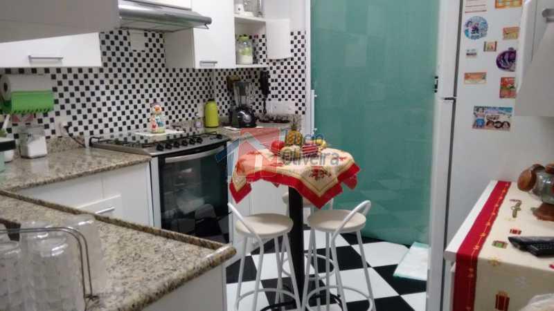 7-Cozinha - Magnífico Apartamento 2 quartos. Ac. Financiamento. - VPAP21063 - 7