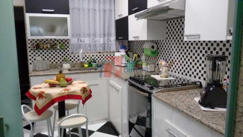 8-Cozinha - Magnífico Apartamento 2 quartos. Ac. Financiamento. - VPAP21063 - 8