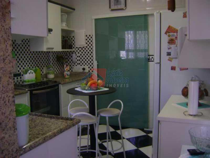 09-Cozinha - Magnífico Apartamento 2 quartos. Ac. Financiamento. - VPAP21063 - 9
