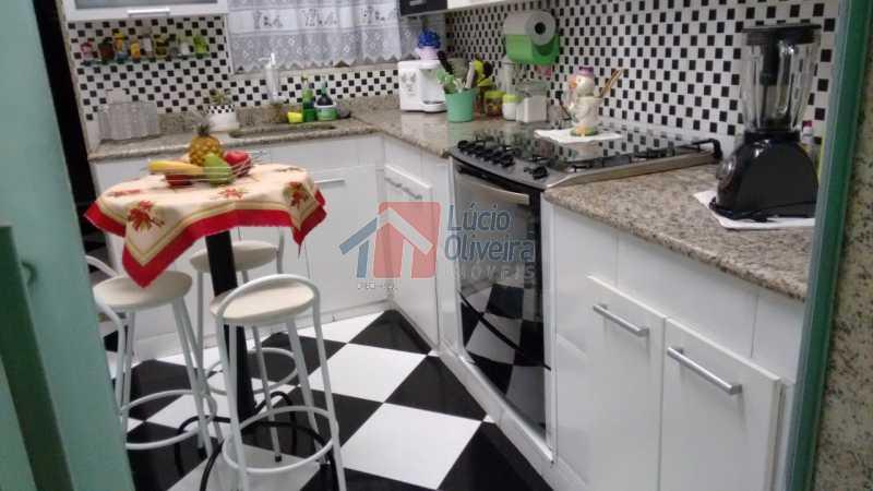 11-Cozinha - Magnífico Apartamento 2 quartos. Ac. Financiamento. - VPAP21063 - 11