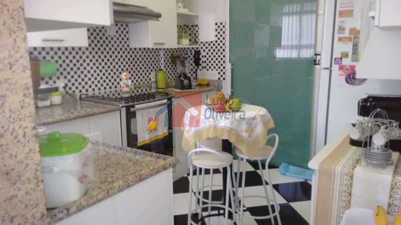 12-Cozinha - Magnífico Apartamento 2 quartos. Ac. Financiamento. - VPAP21063 - 12
