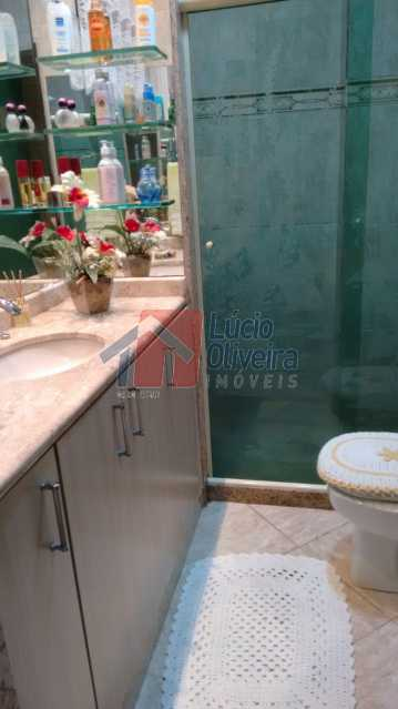 15-Banheiro Social - Magnífico Apartamento 2 quartos. Ac. Financiamento. - VPAP21063 - 15