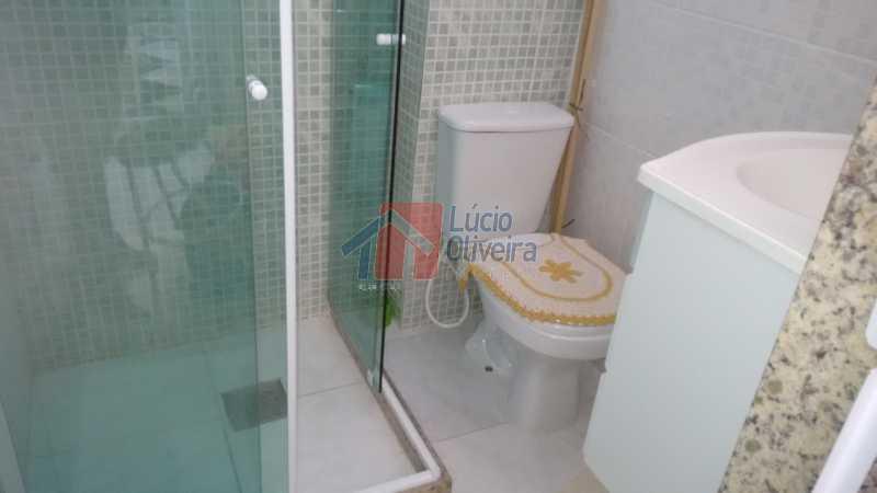 16-Banheiro - Magnífico Apartamento 2 quartos. Ac. Financiamento. - VPAP21063 - 16